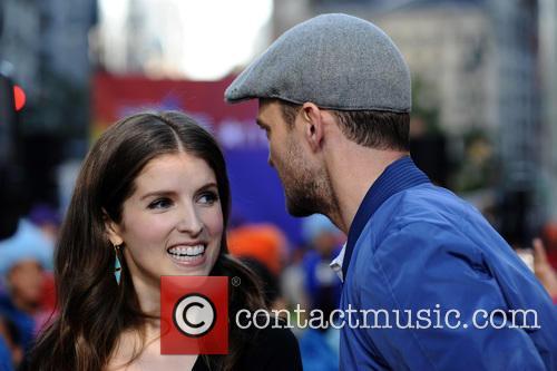 Anna Kendrick and Justin Timberlake 7