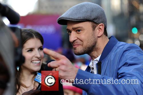 Anna Kendrick and Justin Timberlake 10
