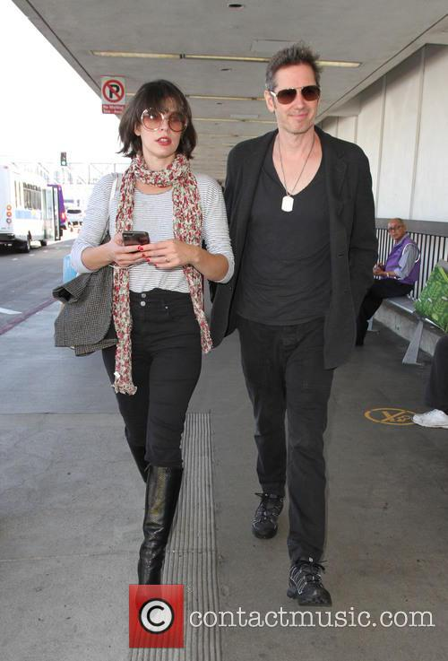 Paul W.s. Anderson and Milla Jovovich 2