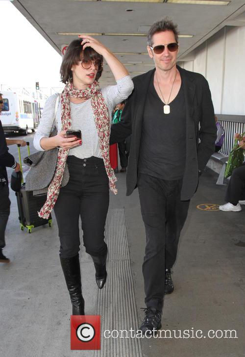 Paul W.s. Anderson and Milla Jovovich 3