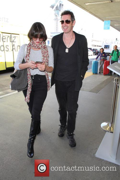 Paul W.s. Anderson and Milla Jovovich 4