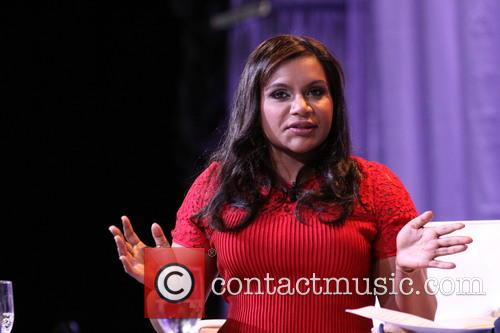 Mindy Kaling speaks at the Pennsylvania Conference for...
