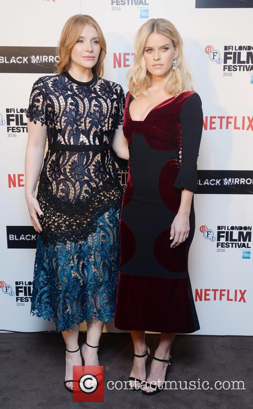 Alice Eve and Bryce Dallas Howard 5