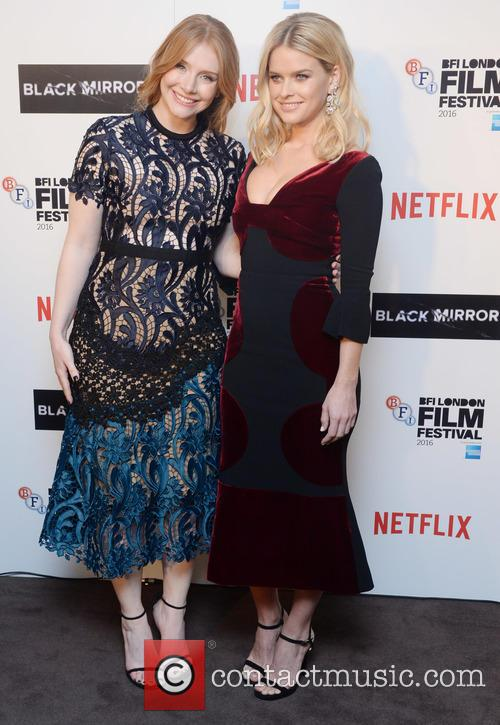 Alice Eve and Bryce Dallas Howard 7