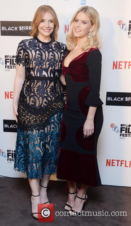 Alice Eve and Bryce Dallas Howard 8
