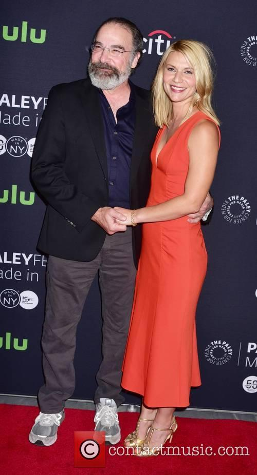 Mandy Patinkin and Clare Danes