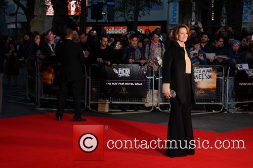 Sigourney Weaver and Bfi London Film Festival