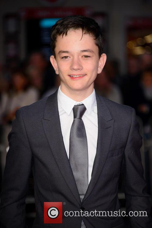 Lewis Macdougall and Bfi London Film Festival 1