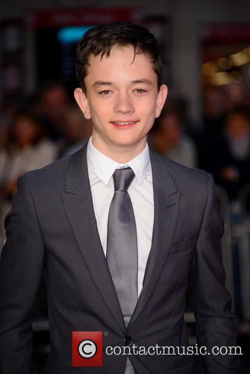Lewis Macdougall and Bfi London Film Festival 2