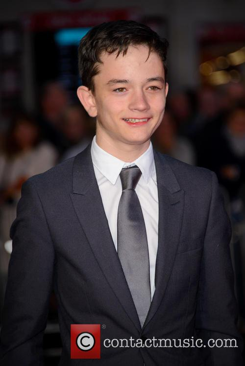 Lewis Macdougall and Bfi London Film Festival 3