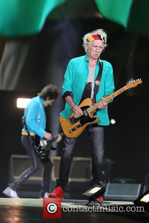 Keith Richards and Ronnie Wood 3
