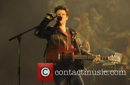 Jamie T performs live at the 02 Brixton...