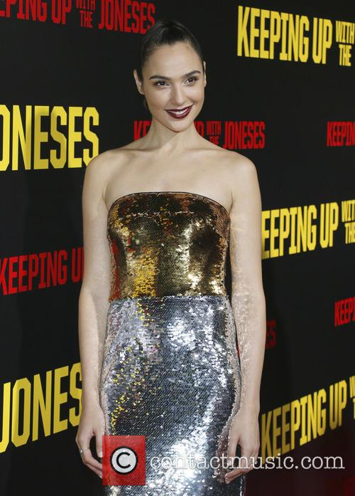 Los Angeles premiere of 'Keeping With The Joneses'