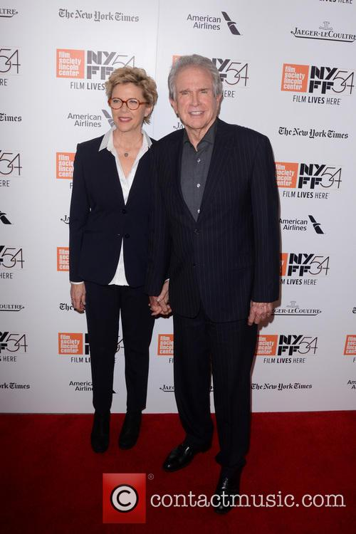 Annette Bening and Warren Beatty 2