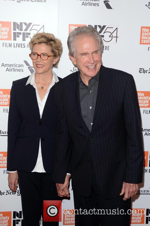Annette Bening and Warren Beatty 4