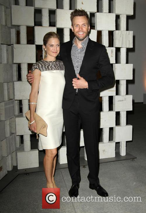 Joel Mchale and Wife Sarah Williams