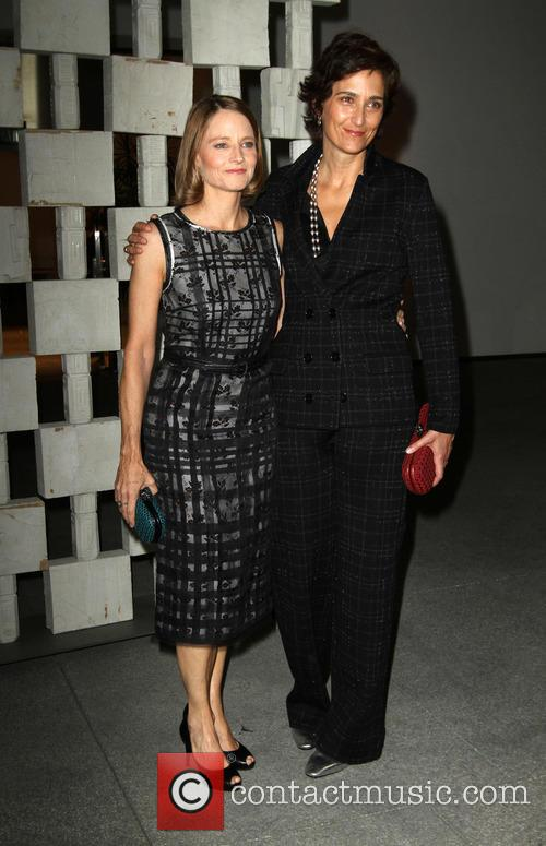 Jodie Foster and Alexandra Hedison 4
