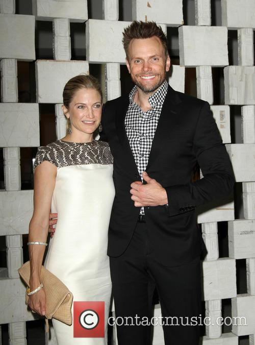 Joel Mchale and Wife Sarah Williams 2