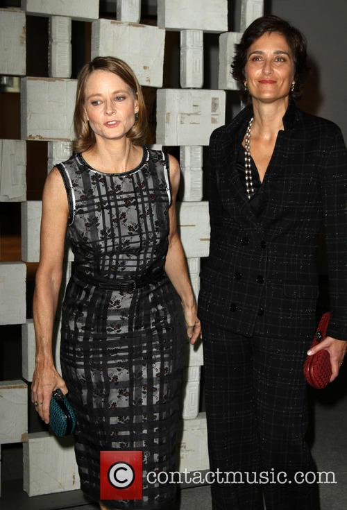 Jodie Foster and Alexandra Hedison 5