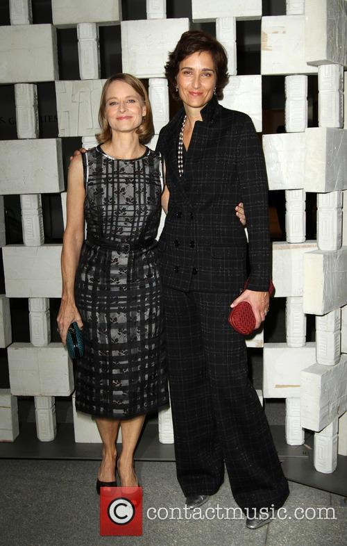 Jodie Foster and Alexandra Hedison 6