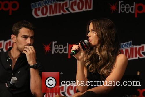 Kate Beckinsale and Theo James 4