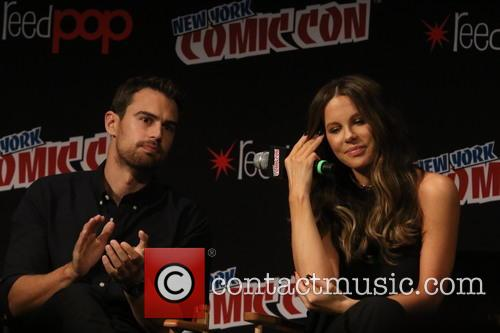 Kate Beckinsale and Theo James 6