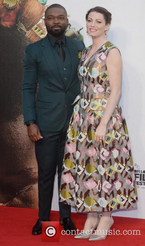 David Oyelowo and Jessica Oyelowo 2