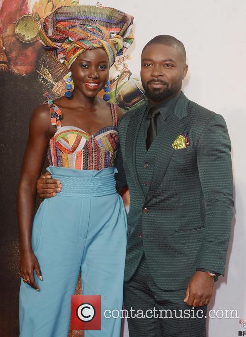 Lupita Nyong'o and David Oyelowo 4