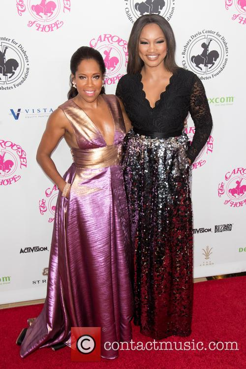 Regina King and Garcelle Beauvais 4