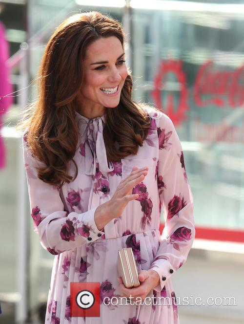 Catherine Duchess Of Cambridge and Kate Middleton 7