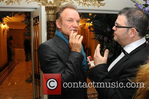 Sting and Gordon Sumner 3