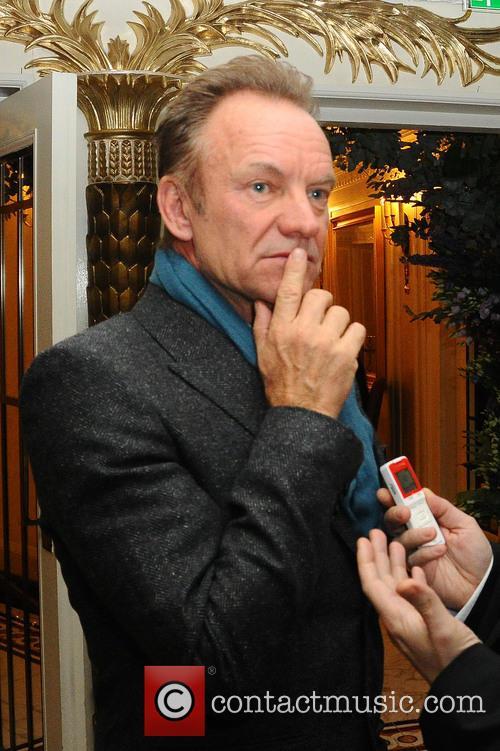 Sting and Gordon Sumner 4