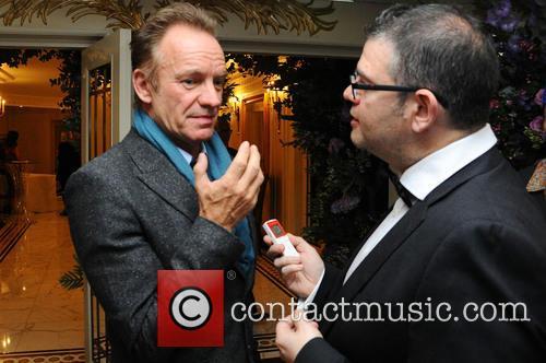 Sting and Gordon Sumner 5