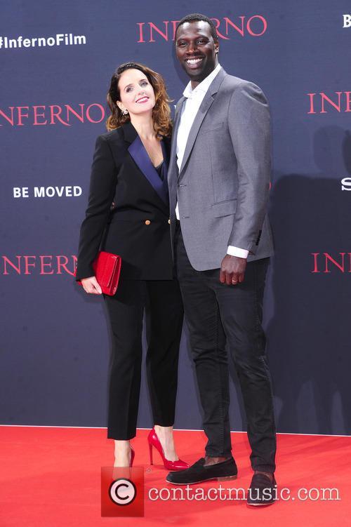 Helene Sy and Omar Sy 3