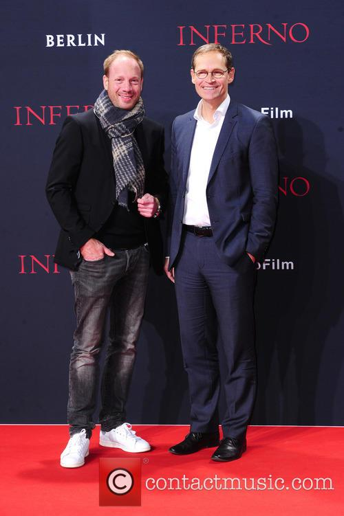 Premiere of 'Inferno'