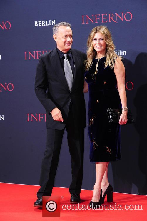 Tom Hanks and Rita Wilson 6