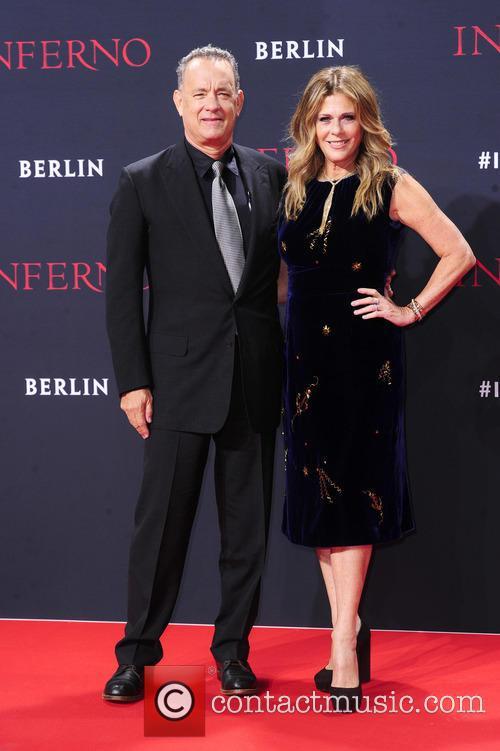 Tom Hanks and Rita Wilson 10