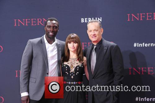 Omar Sy, Felicity Jones and Tom Hanks 8