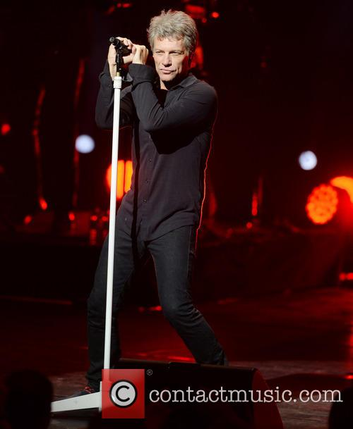 Bon Jovi play the London Palladium