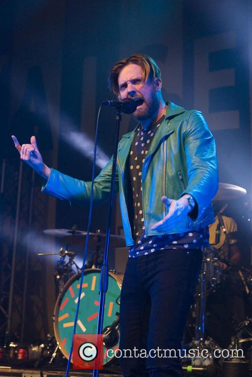 Kaiser Chiefs perform at the O2 ABC in...