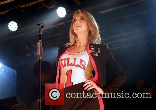 Natalie Appleton and All Saints 2