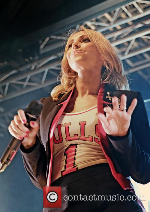 Natalie Appleton and All Saints 6