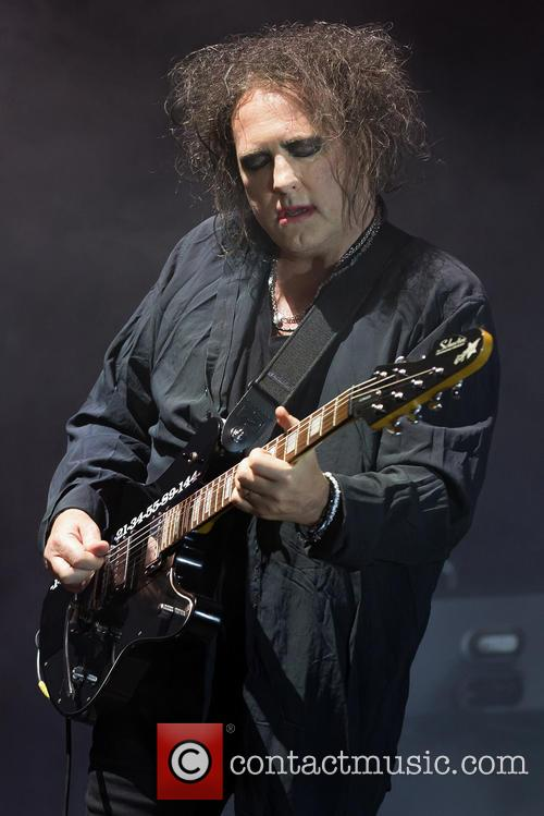 The Cure and Robert Smith 3