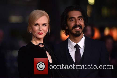 Nicole Kidman and Dev Patel