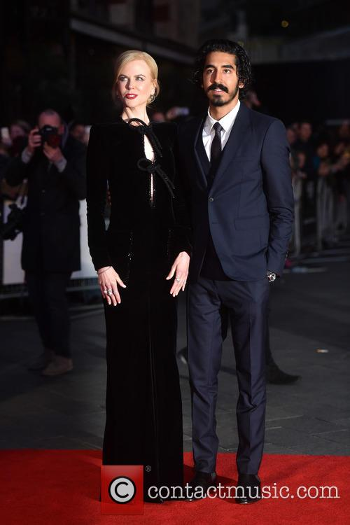 Nicole Kidman and Dev Patel 7