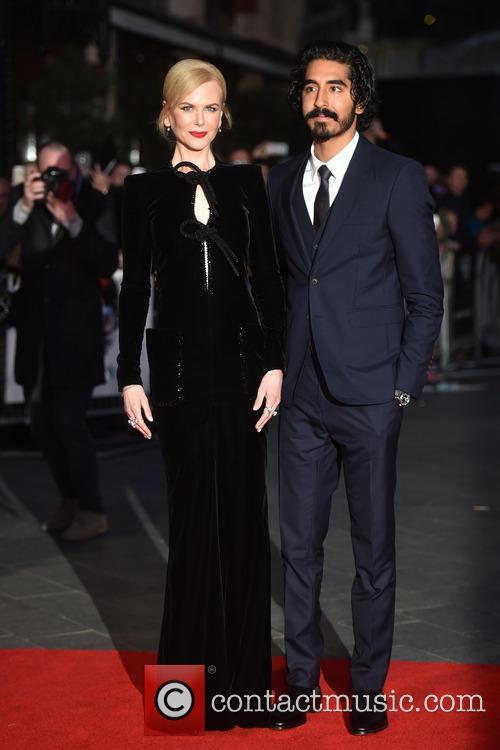 Nicole Kidman and Dev Patel 8