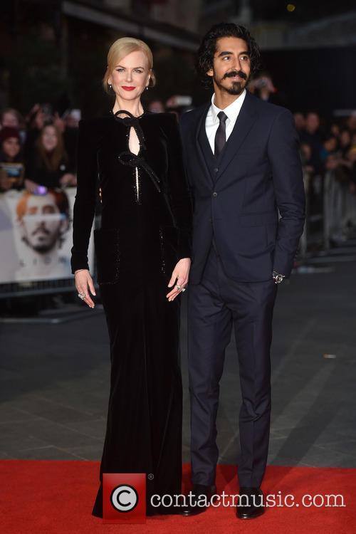 Nicole Kidman and Dev Patel 9