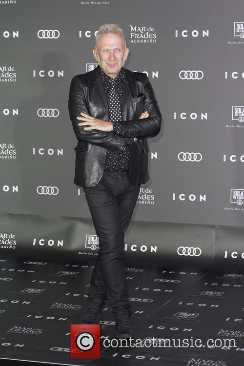Jean Paul Gaultier attends the ICON awards