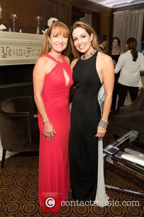 Jane Seymour and Christi Paul 1