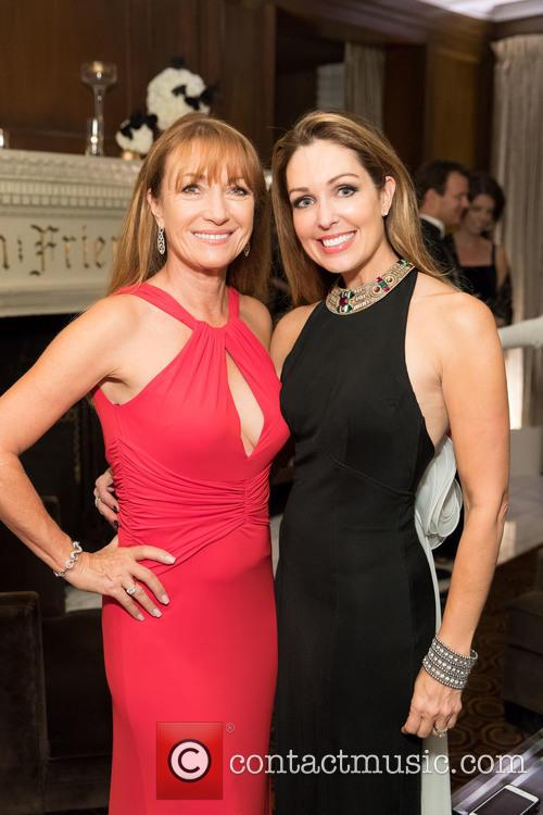 Jane Seymour and Christi Paul 2